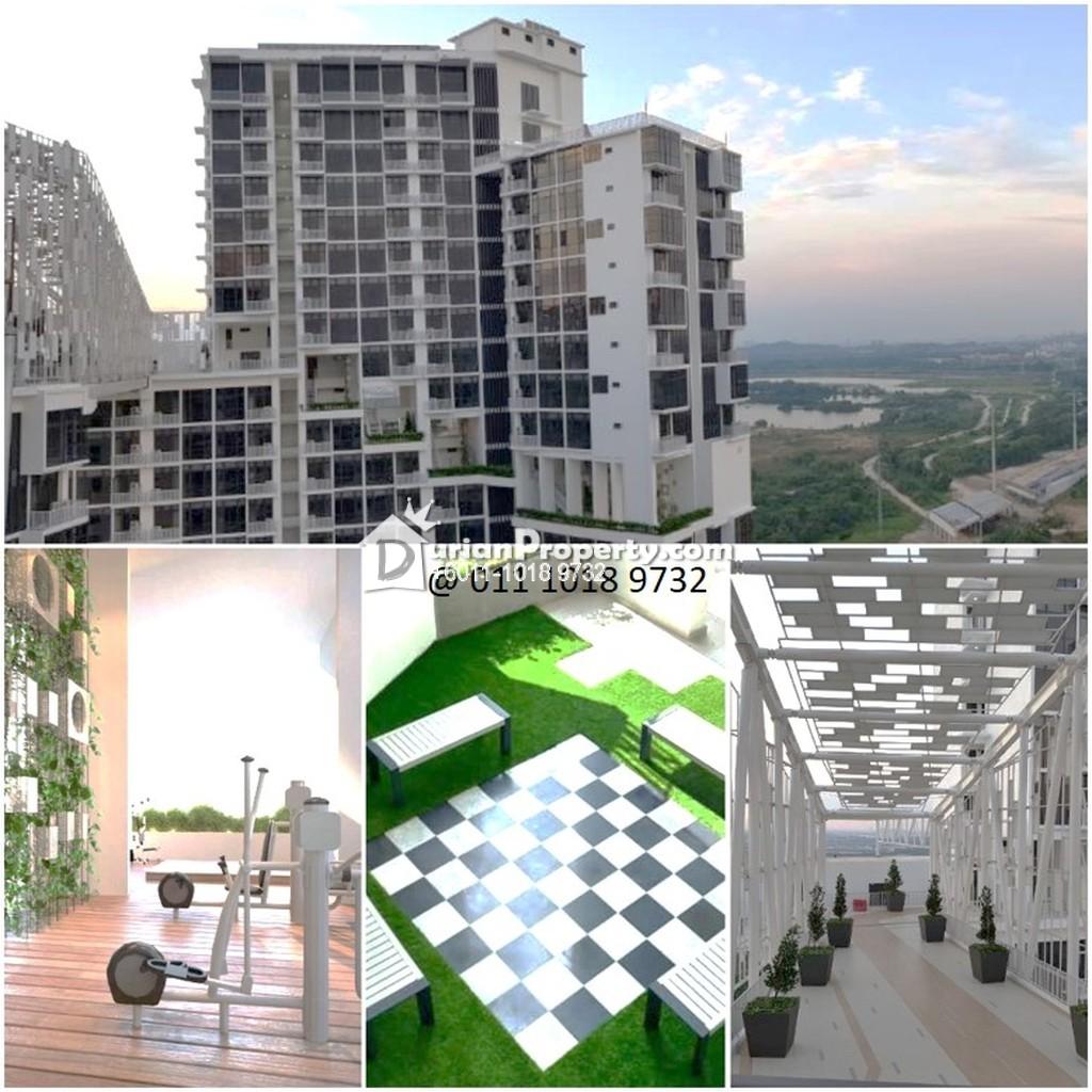 Apartment For Rent at Third Avenue, Cyberjaya