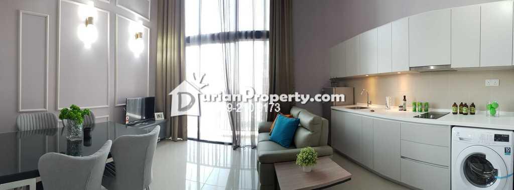 Condo Duplex For Sale at i-City, Shah Alam