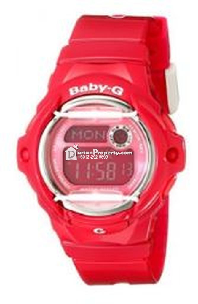 Casio Baby-G ladies watch For Sale