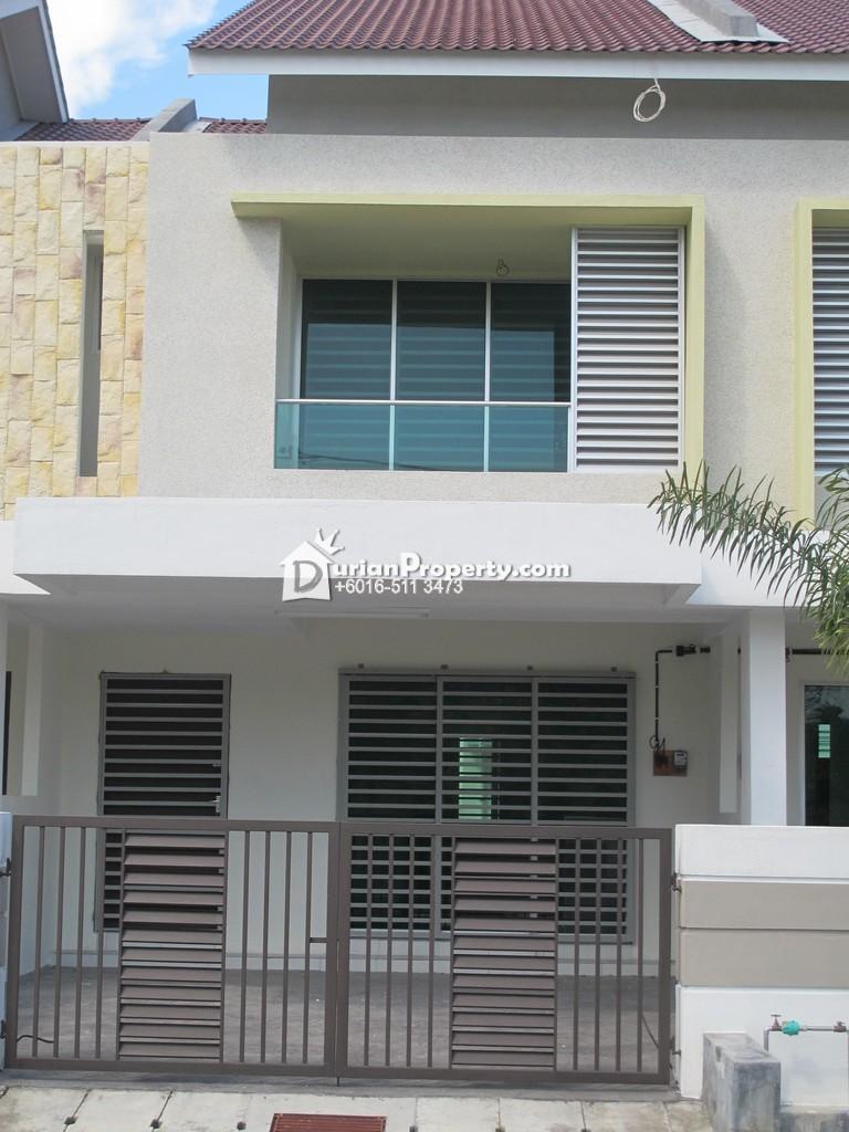 Terrace House For Rent at Ipoh, Perak