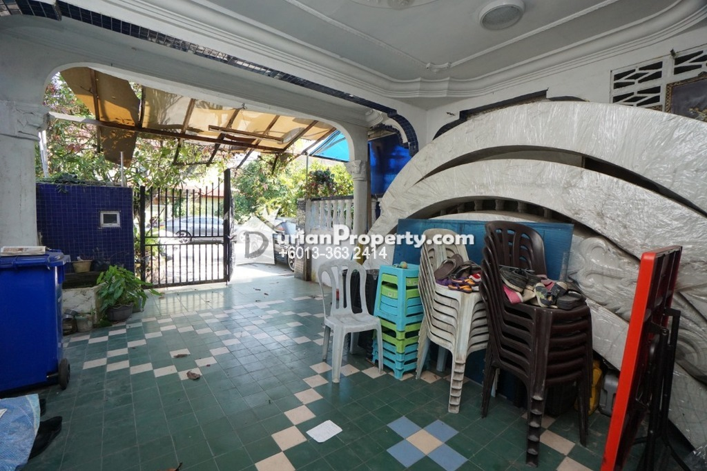 Terrace House For Sale at Section 19, Shah Alam