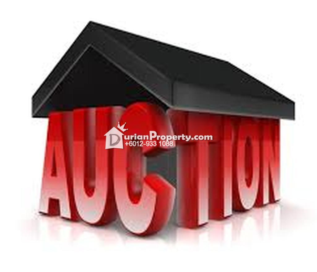 Terrace House For Auction at Taman Alam Sutera, Bandar Puncak Alam