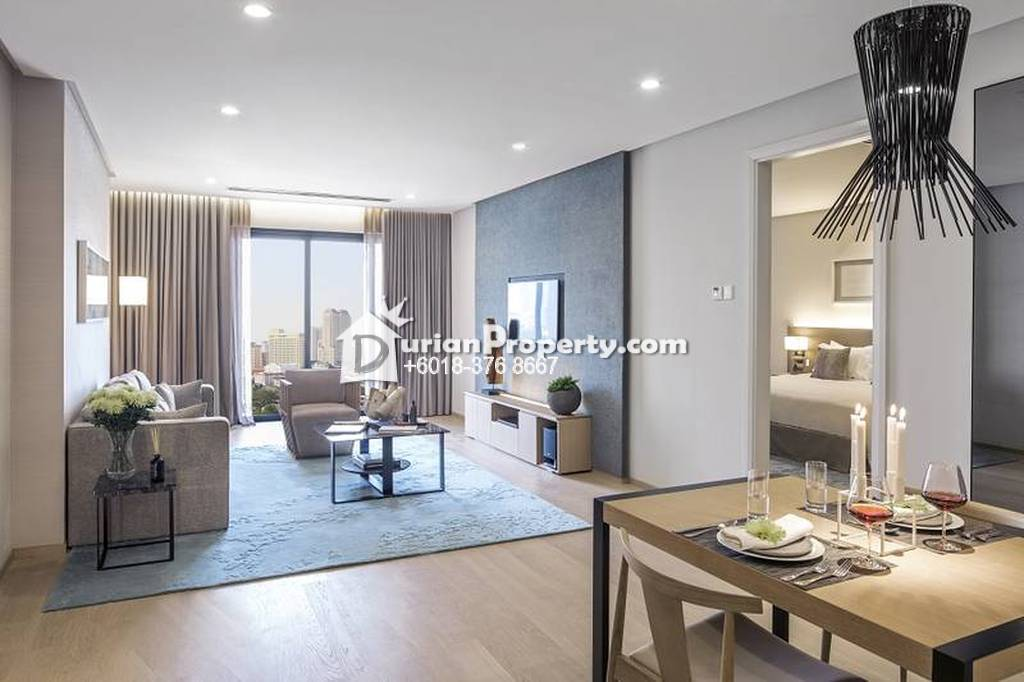 Condo For Sale at Trion KL, Chan Sow Lin