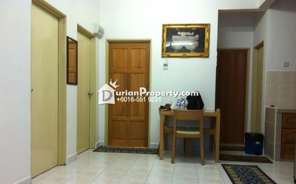 Condo For Sale at Pangsapuri Taman LTAT, Taman LTAT