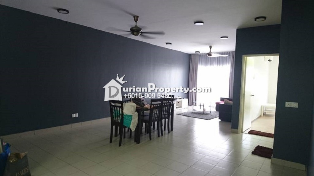 Serviced Residence For Sale at Alami Residence, Shah Alam