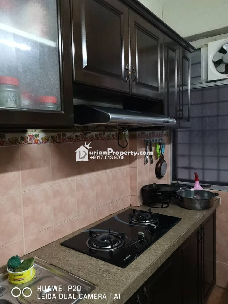 Apartment For Sale at Perdana Villa, Taman Sentosa Perdana