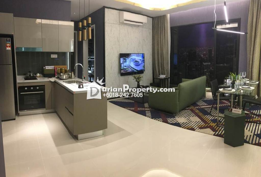 Condo For Sale at One Residences, Sungai Besi