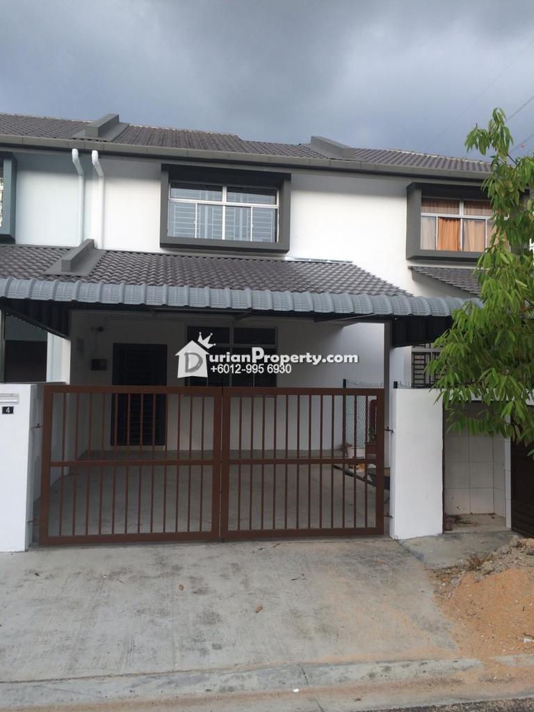 Terrace House For Rent at Taman Nusa Mas, Gelang Patah