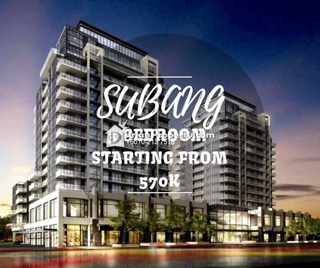 Serviced Residence For Sale at Subang 2, Shah Alam