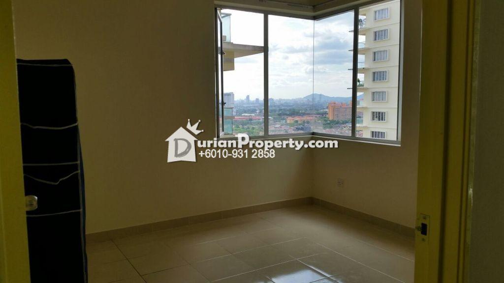 Condo For Rent at Platinum Hill PV8, Setapak
