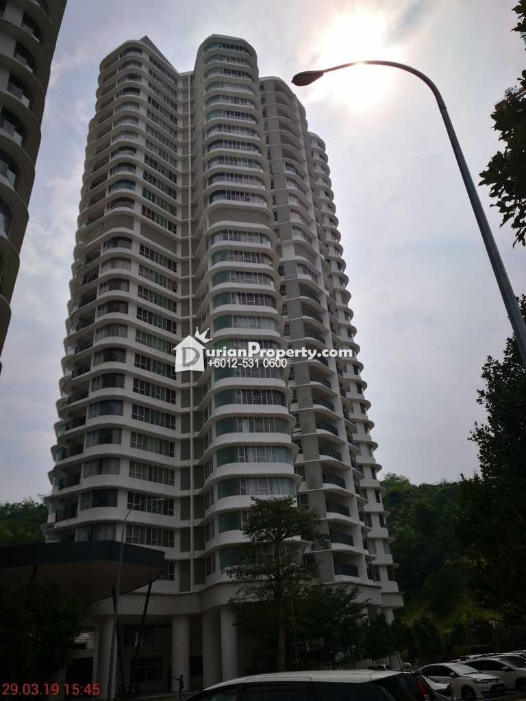 Apartment For Auction at Green Beverly Hills, Putra Nilai