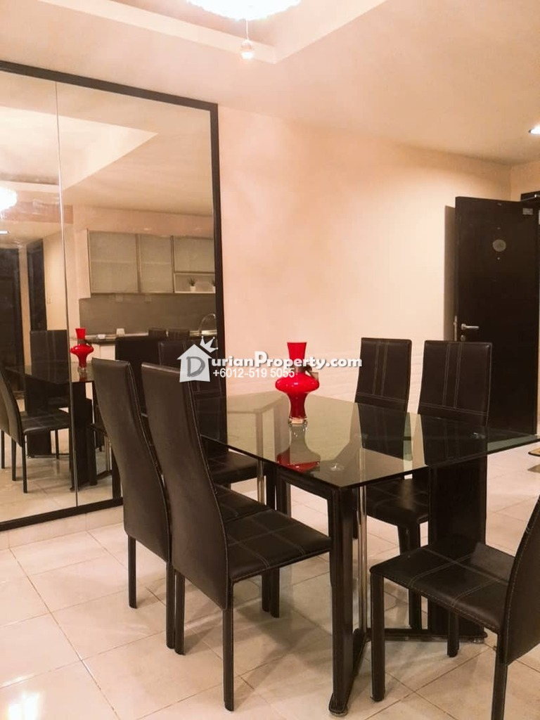Condo For Rent at Kiara Designer Suites, Mont Kiara