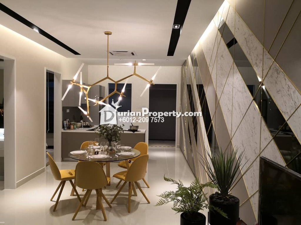 Serviced Residence For Sale at Trion KL, Chan Sow Lin