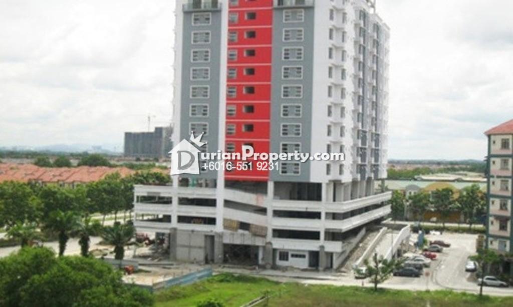 Condo For Sale at Calisa Residences, Taman Mas Sepang