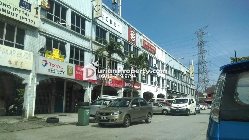 Shop For Rent at Taman Sejahtera, Kuala Lumpur