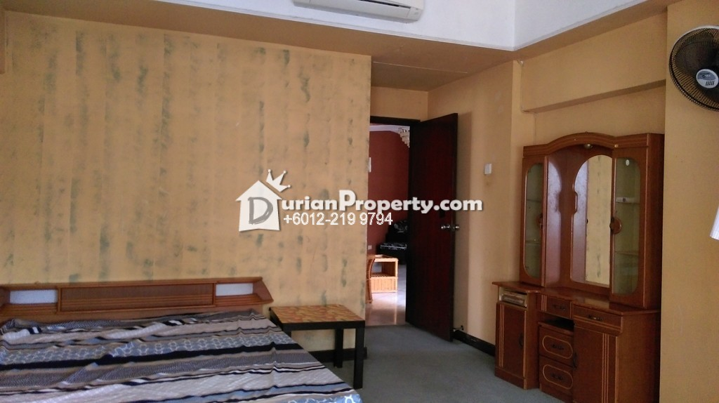 Condo For Rent at Villa Puteri, Putra