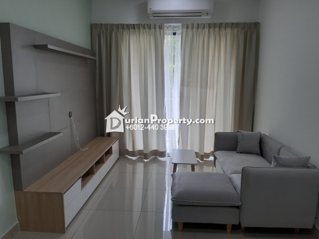 Condo For Rent at Sutera Pines, Kajang