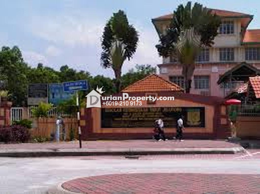 Terrace House For Sale at Bukit Jelutong Industrial Park, Shah Alam