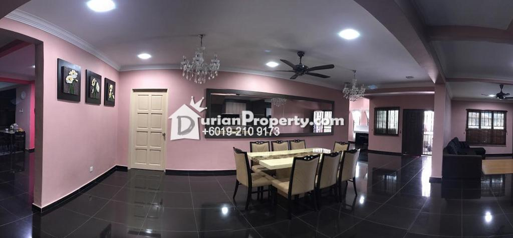 Terrace House For Sale at TTDI Jaya, Shah Alam