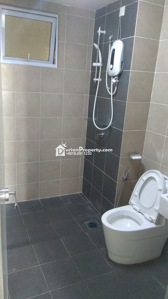 Condo For Rent at Aurora Residence, Puchong
