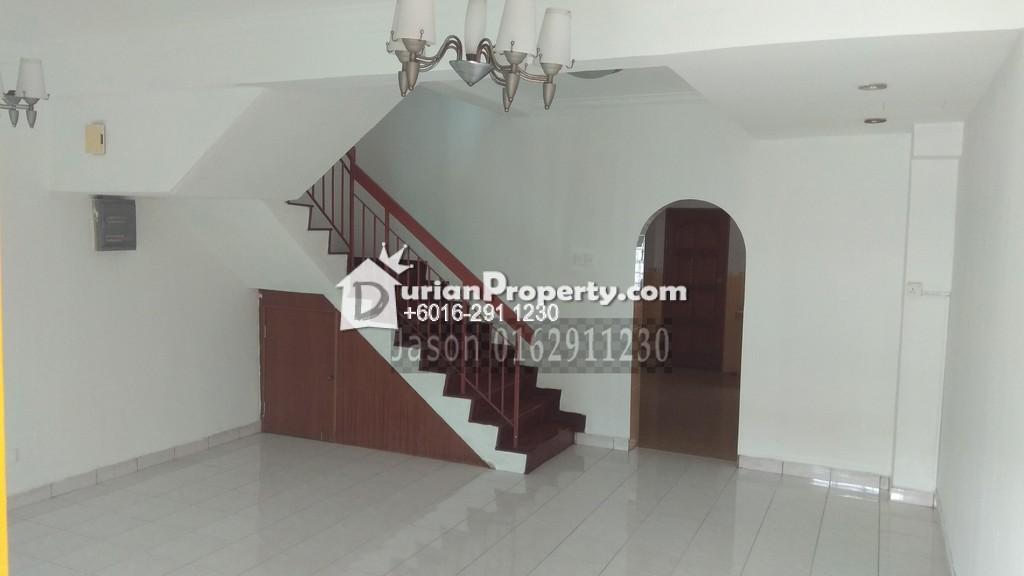 Terrace House For Sale at PU8, Bandar Puchong Utama