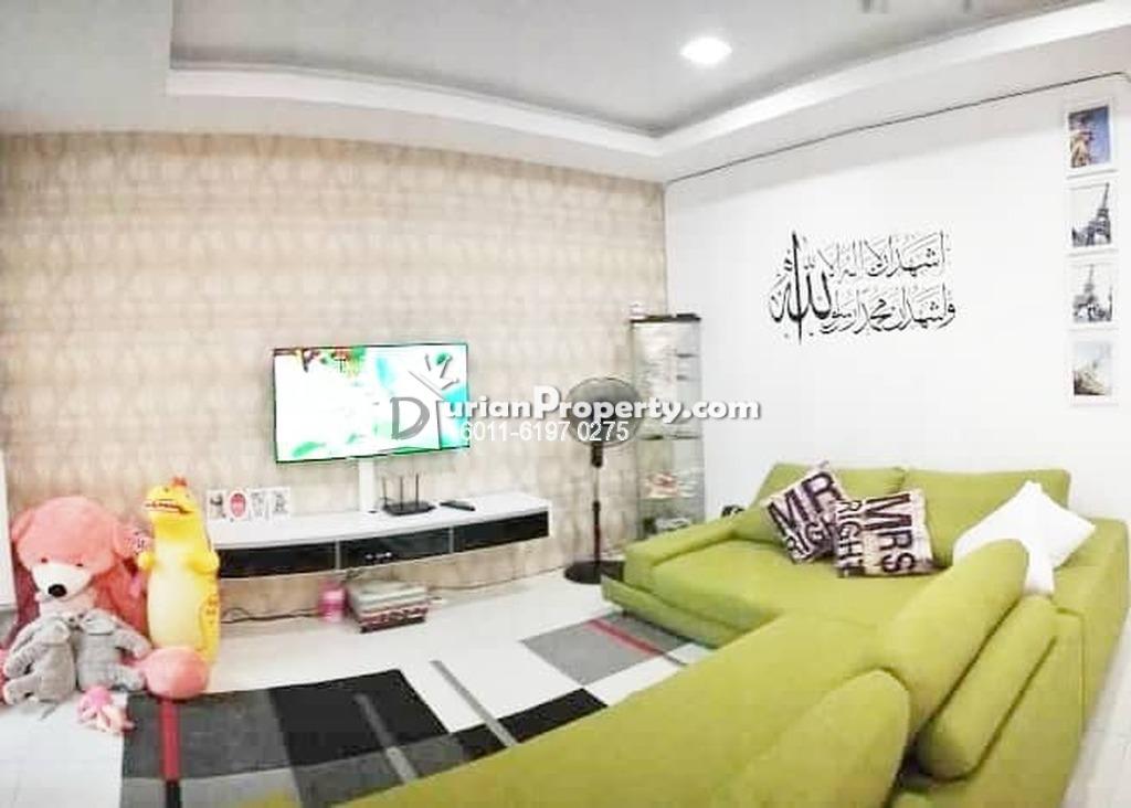 Terrace House For Sale at Taman Salak Perdana, Sepang