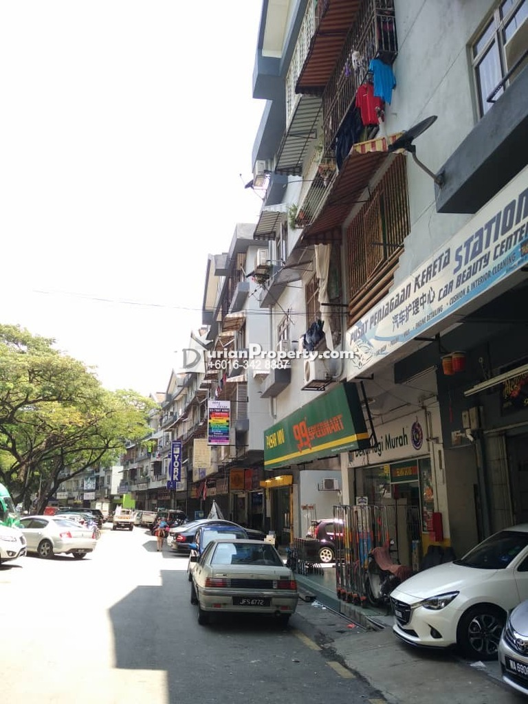 Flat For Rent at Kuchai Entrepreneurs Park, Kuchai Lama