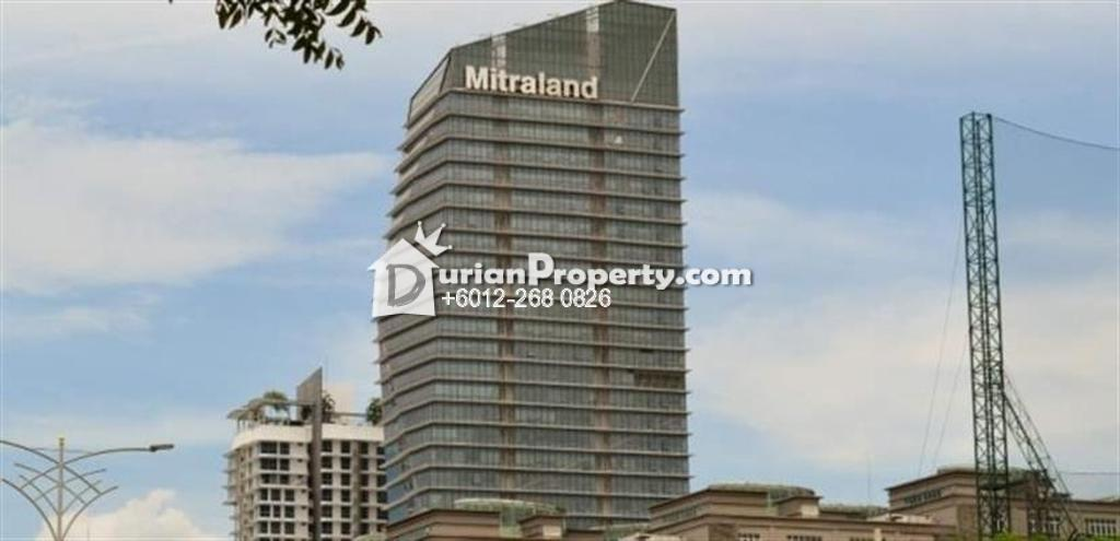 Shop For Rent at Menara Mitraland, Petaling Jaya