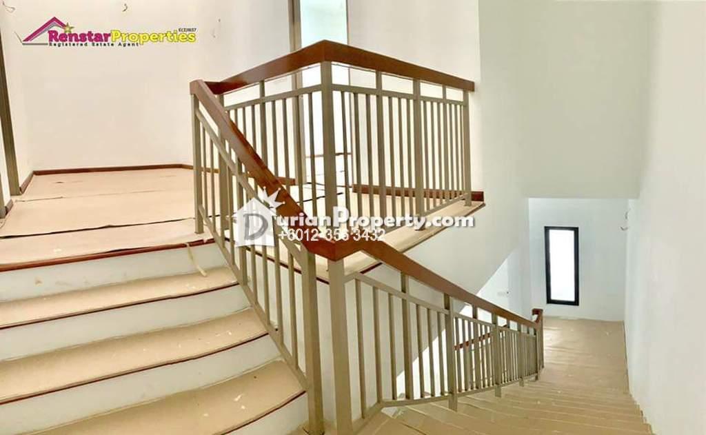 Terrace House For Sale at Bandar Kinrara, Puchong