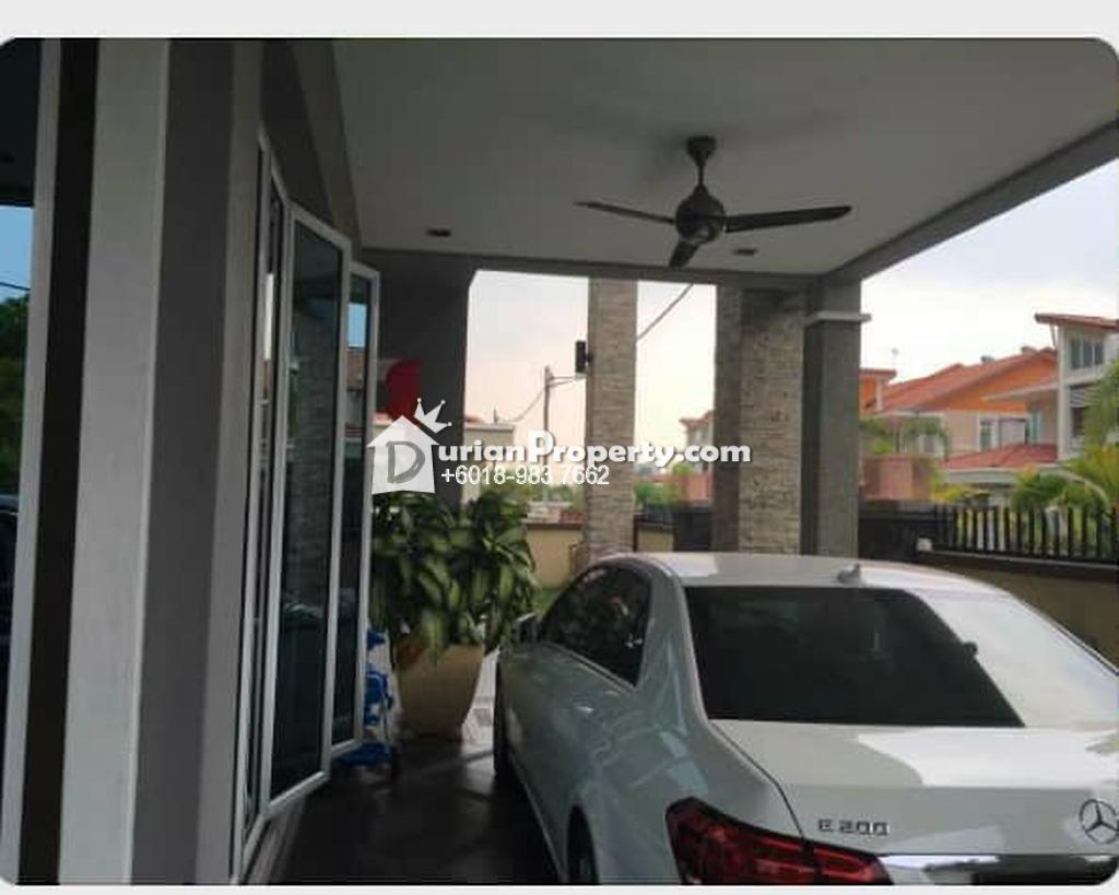 Semi D For Sale at Bandar Seri Botani, Ipoh