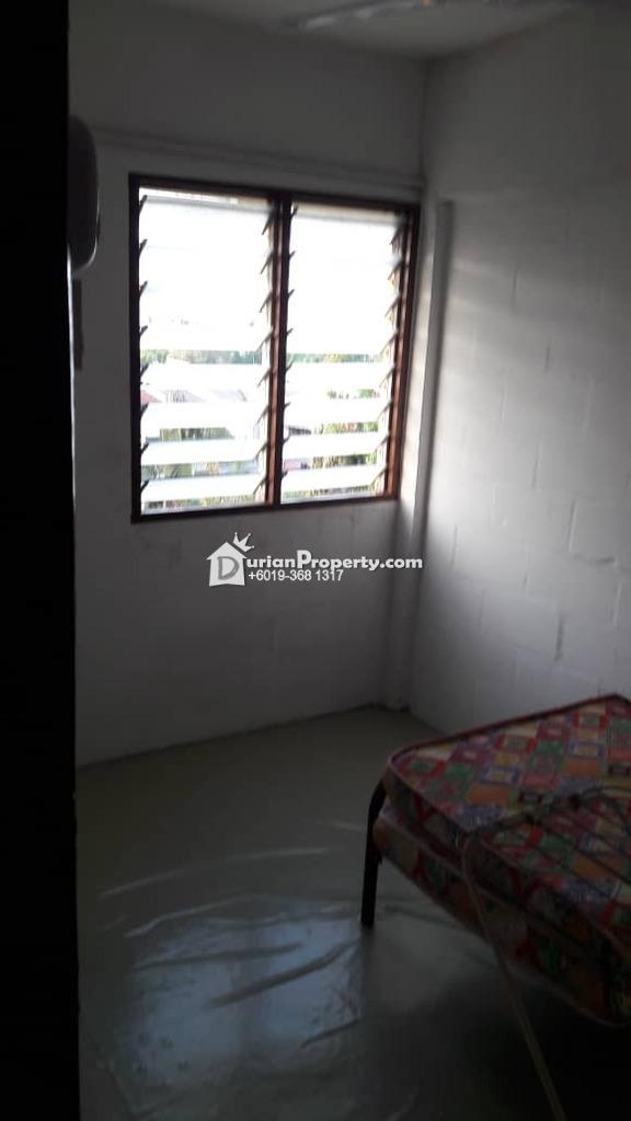 Flat For Sale at Taman Cahaya, Ampang