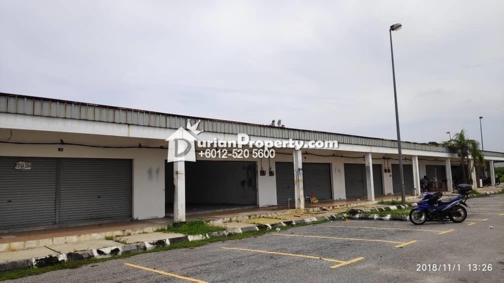 Shop For Auction at Taman Sri Kapar, Kapar