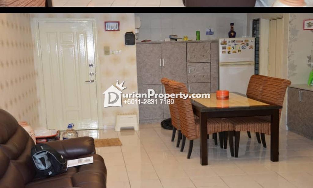 Apartment For Sale at Vista Millennium, Puchong