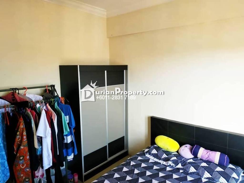 Apartment For Sale at Taman Desa Sri Melor, Bangi
