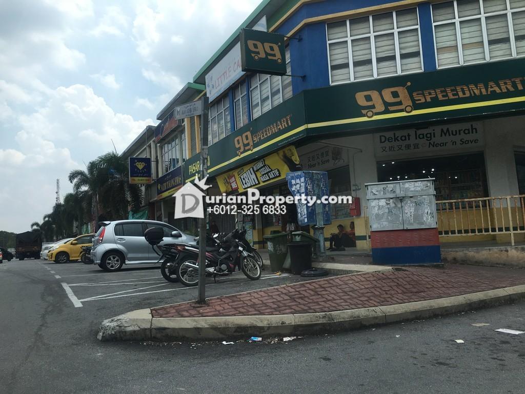Shop Office For Sale at Taman Lagenda Suria, Hulu Langat