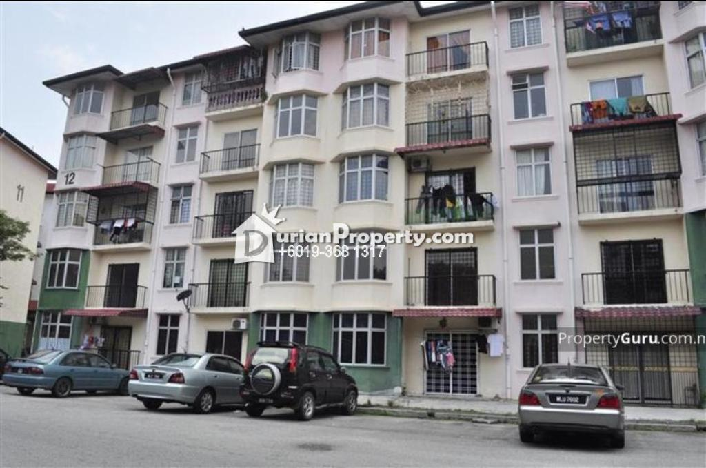 Apartment For Sale at Ruvena Villa, Taman Putra Perdana