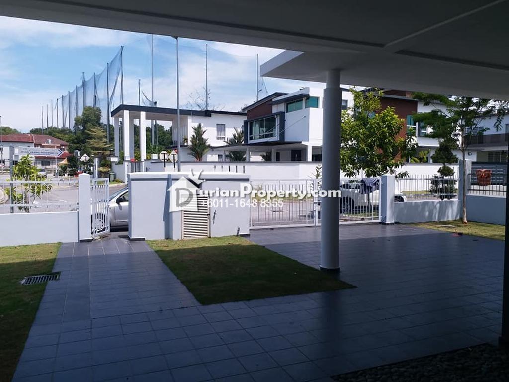 Bungalow House For Sale at Amandarii, Kajang