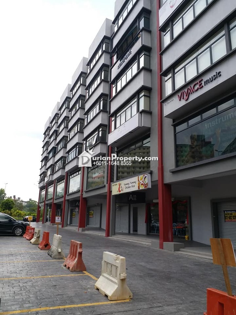 Shop Office For Sale at Medan Connaught, Cheras