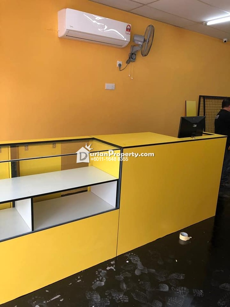 Shop Office For Sale at Taman Tun Perak, Cheras