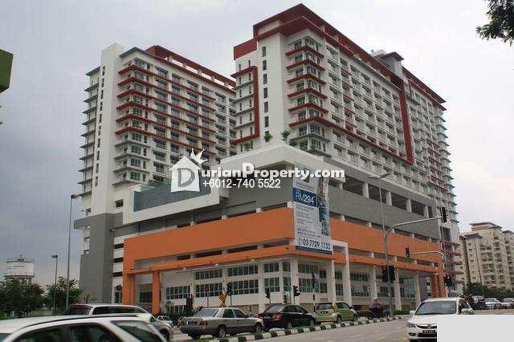Condo For Rent at Ritze Perdana 2, Damansara Perdana