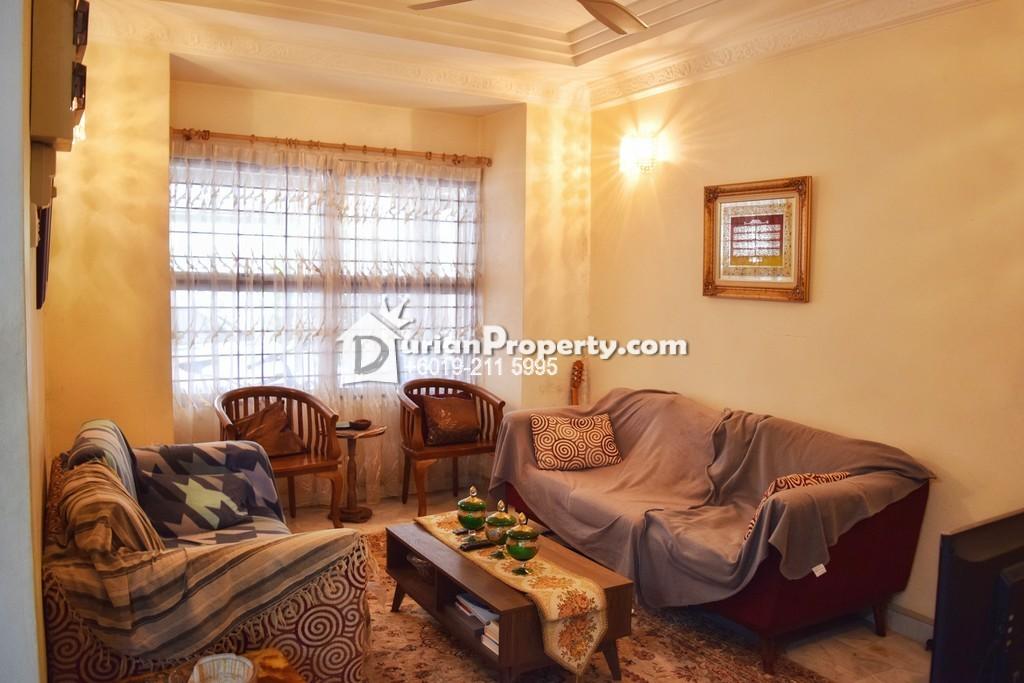 Terrace House For Sale at Bukit Rahman Putra, Sungai Buloh