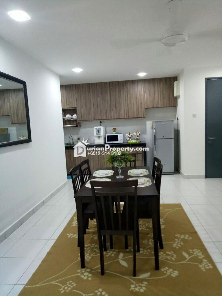 Condo For Rent at Metia Residence, Shah Alam