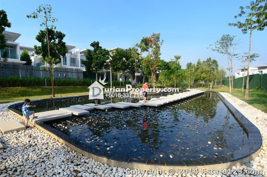 Semi D For Sale at Clover @ Garden Residence, Cyberjaya