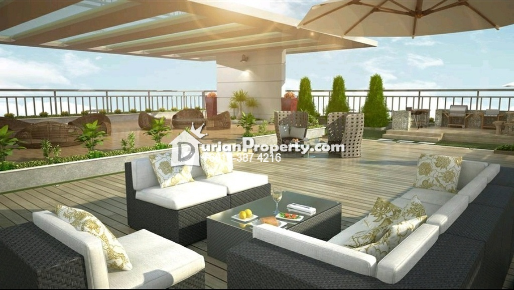 Condo For Sale at Casa Utopia, Sungai Dua