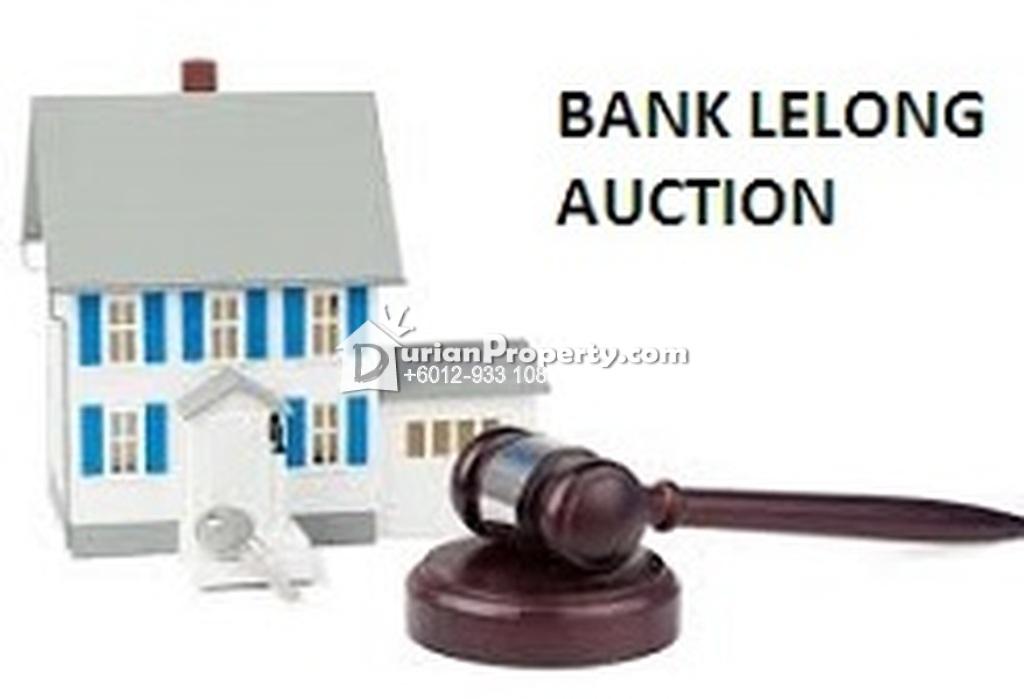 Terrace House For Auction at Taman Bukit Belimbing, Seri Kembangan