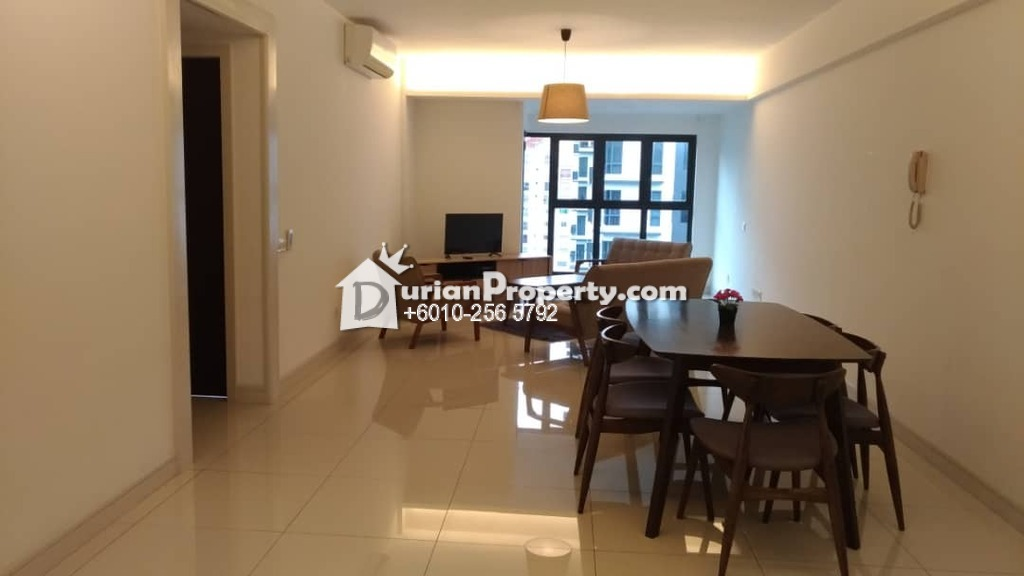 Condo For Rent at Royalle Condominium, Segambut