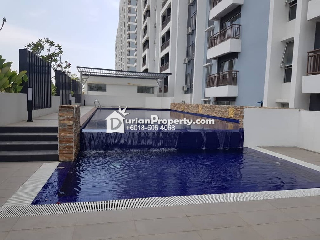 Serviced Residence For Rent at Sentrovue, Bandar Puncak Alam