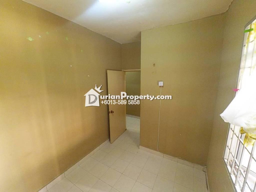 Apartment For Sale at Seri Ixora Apartment, Shah Alam