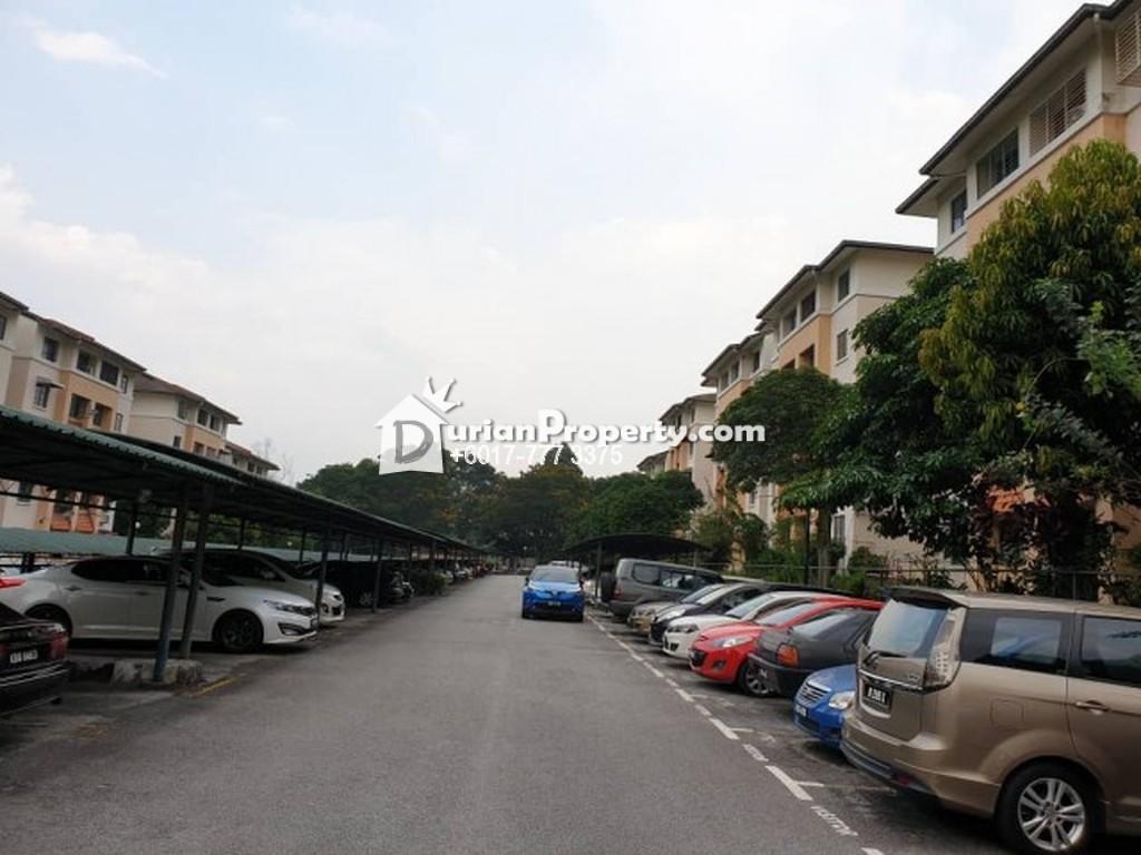 Apartment For Rent at SD Apartments II, Bandar Sri Damansara
