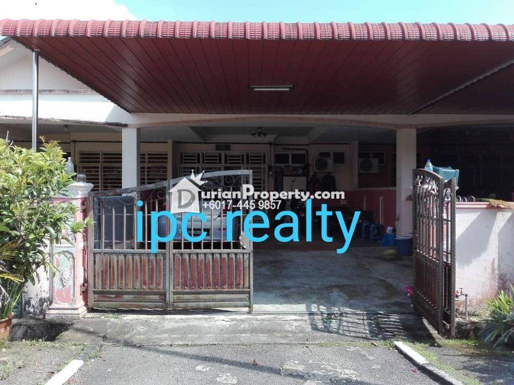 Terrace House For Sale at Taman Kulim Utama, Kulim